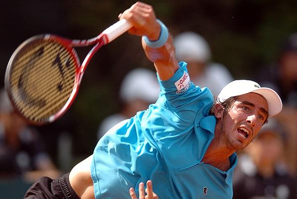 Cuevas y Andreozzi encabezan tenistas inscritos en el Santo Domingo Open