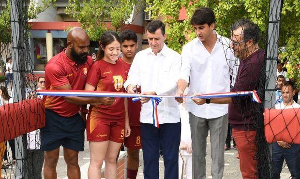 Colegio Loyola da inicio a la Trigésima Novena Copa de Fútbol Loyola 2019