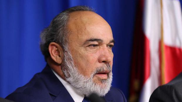 Francisco Pagán, director general de la Oficina de Ingenieros Supervisores de las Obras del Estado