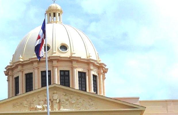 Cúpula del Palacio Nacional.
