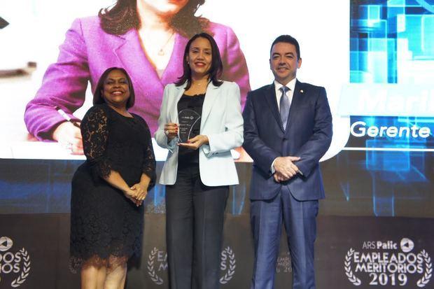 Georgina Valdez, Maribel Mesa, Andrés Mejía.