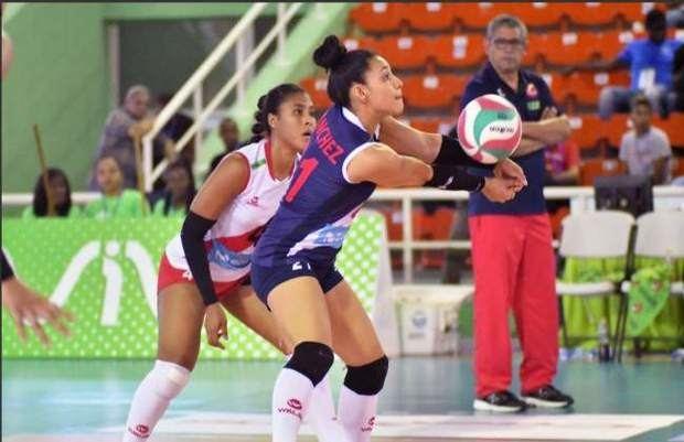 Sexteto femenino de la República Dominicana debuta este martes ante Chile en el inicio de la Copa Panamericana sub'18.