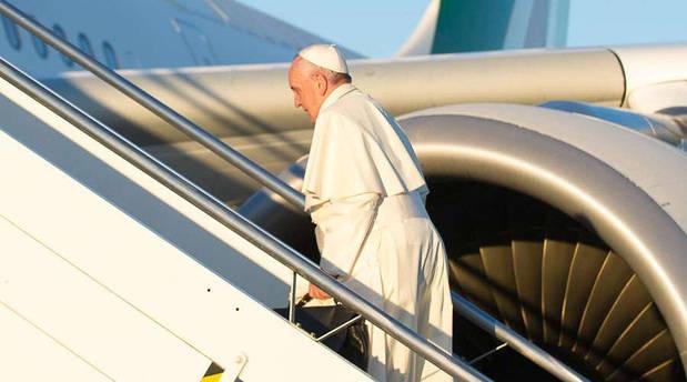 """El Papa arma """"fiesta sorpresa"""" en el Vaticano tras canonización de Santa Teresa de Calcuta"""