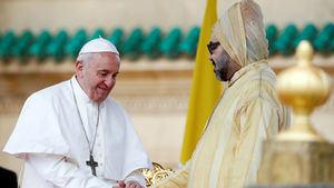 Papa aboga por diálogo interreligioso en visita a Marruecos