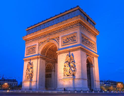 Descubre La Historia Tras El Arco Del Triunfo De Paris