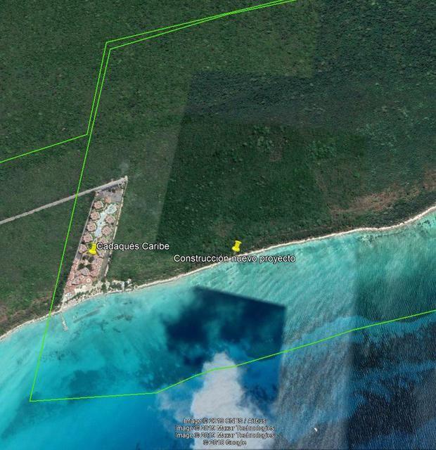 Denuncian desmonte en Parque Nacional Cotubanamá para la construcción de un proyecto turístico