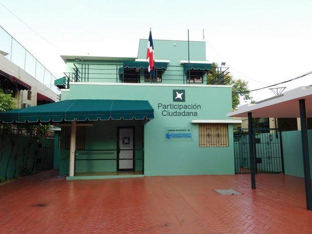 Fachada del local de Participación Ciudadana.