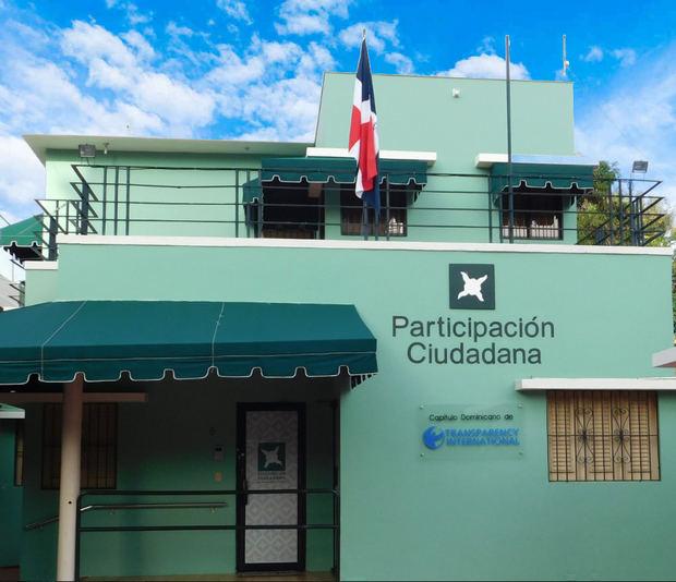Sede Participación Ciudadana.
