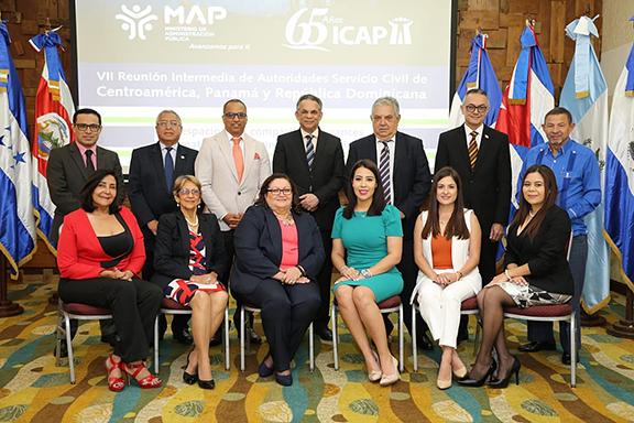 Participantes ICAP.