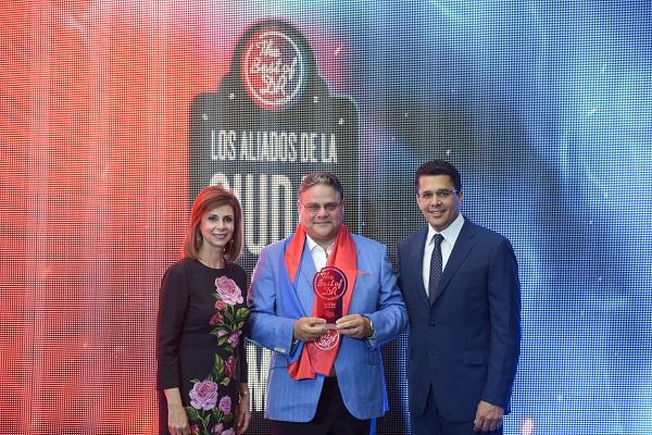 'The Best of DR' galardona a Mejía Arcalá - Milex