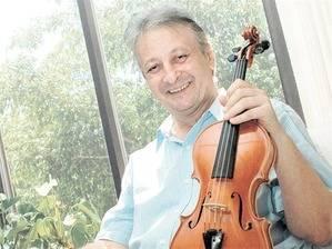 Pavle Vujcic, músico.