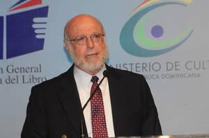 Pedro Vergés , ministro de Cultura