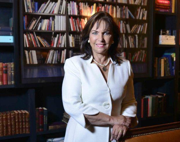 Viceministra de Relaciones Exteriores de la República Dominicana, Peggy Cabral.