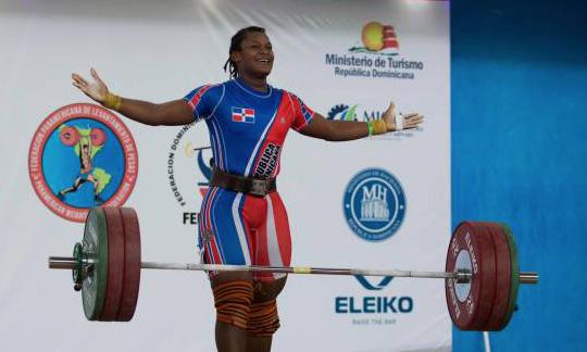 Campeonato Iberoamericano y Sudamericano Abierto Clasificatorio Olímpico de Levantamiento de Pesas.