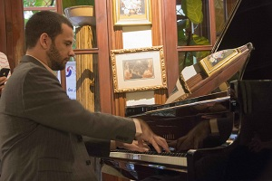 Pianista Luis Peña