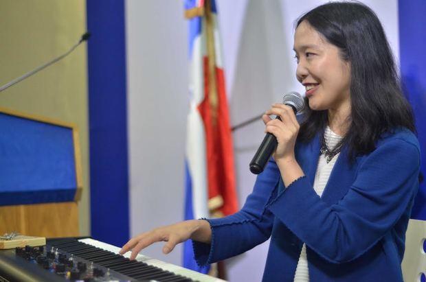 Vicepresidencia y embajada Japón promueven enseñanza de matemáticas mediante la música