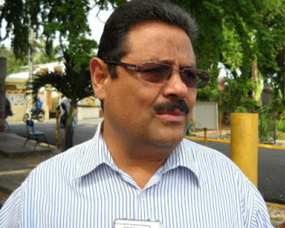 Director Regional de Turismo, José Santana.