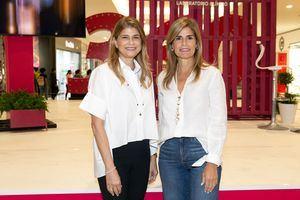 Pilar González y Jackeline González