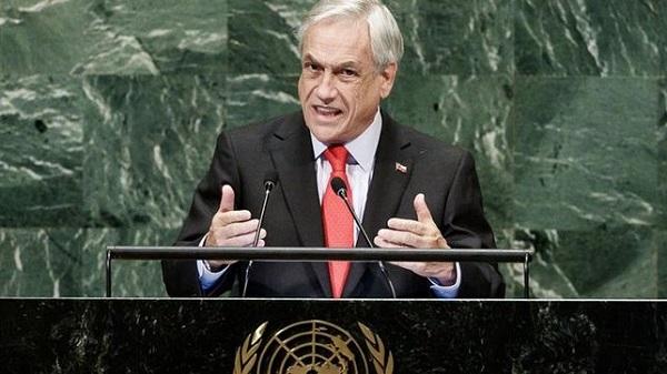Piñera acusa a Gobierno de Venezuela de impedir apertura de canal humanitario
