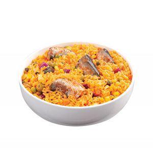 Es un plato fácil de preparar, delicioso y de bajo presupuesto, una opción muy nutritiva.