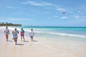 Playa dominicana.