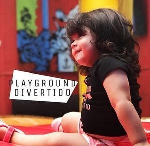 Playground divertido