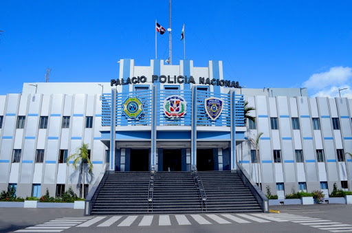 Palacio Policía Nacional.