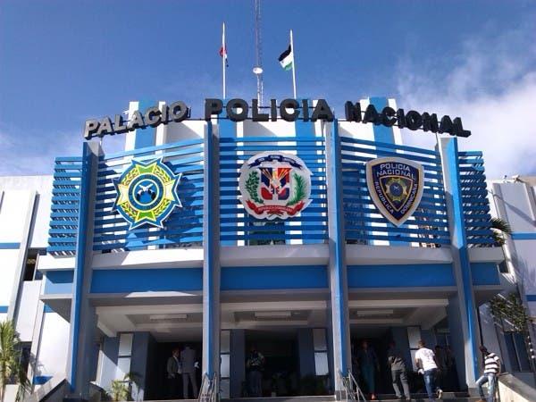 Sede de la Policía Nacional.