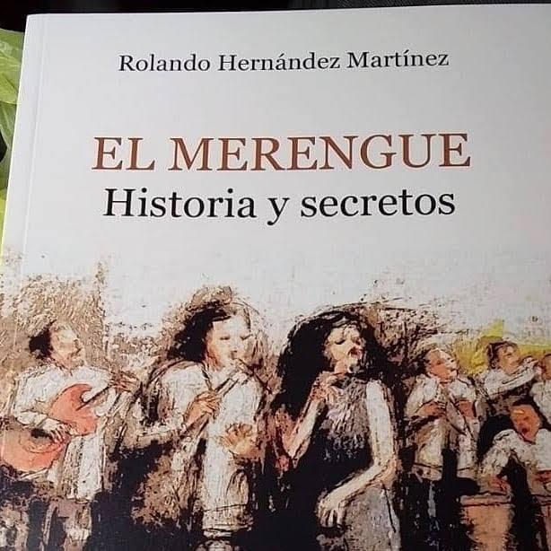 Portada del libro 'El Merengue Historia y secretos'.