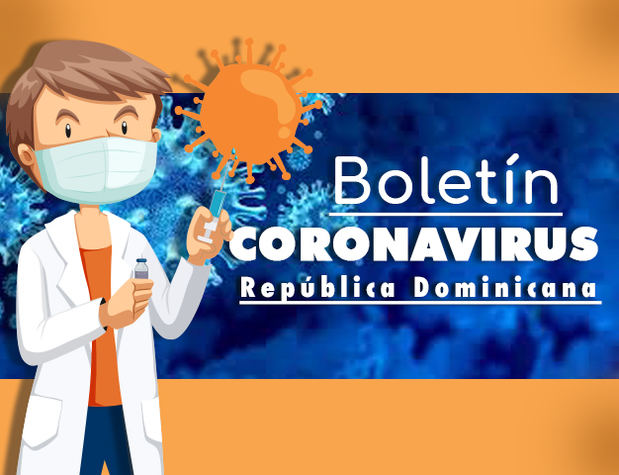 Boletin Covid-19 República Dominicana.
