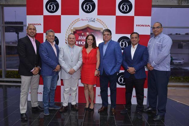 Anuncian Gran Premio Honda en 60 aniversario Honda Dominicana