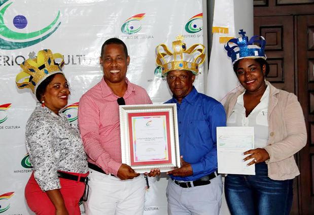 Premiados del Desfile Nacional de Carnaval 2019.