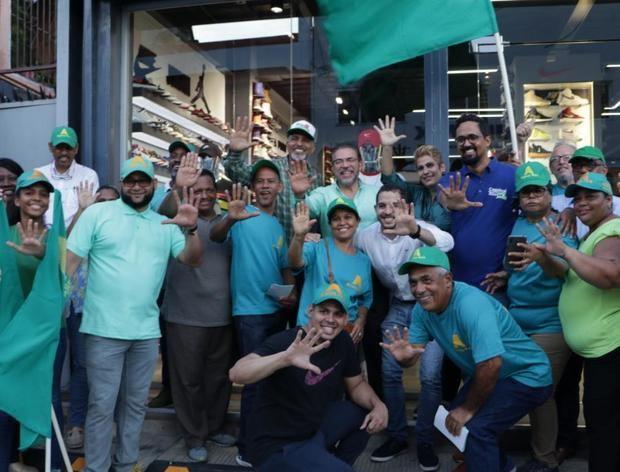 Alianza País presenta candidatos en recorridos en la 2da. circunscripción