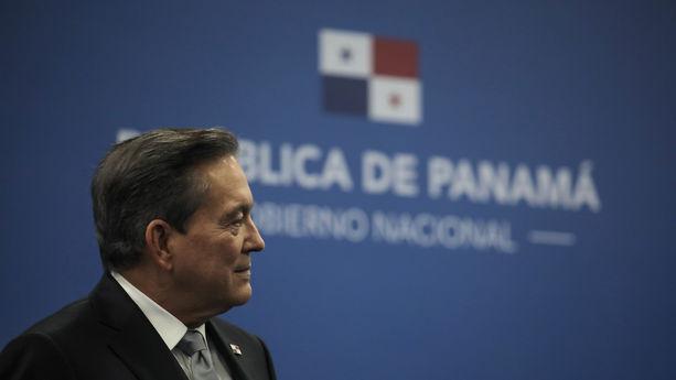 Presidente de Panamá califica