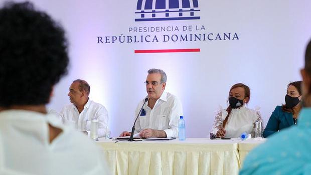 Presidente Abinader dispone solución necesidades en SPM.
