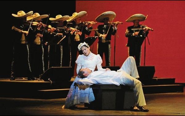 La primera ópera mariachi se estrena en Ecuador con la migración de trasfondo