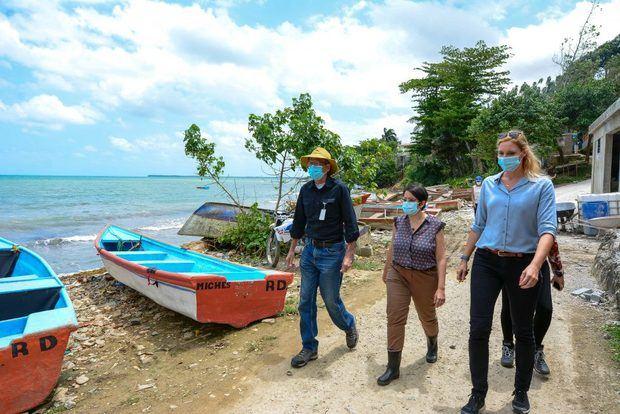 """Proyecto """"El Seibo Resiliente"""", de Medio Ambiente busca enfrentar efectos cambio climático."""