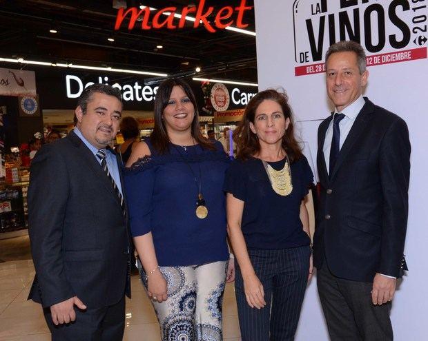 Feria de Vinos llega a Carrefour Market