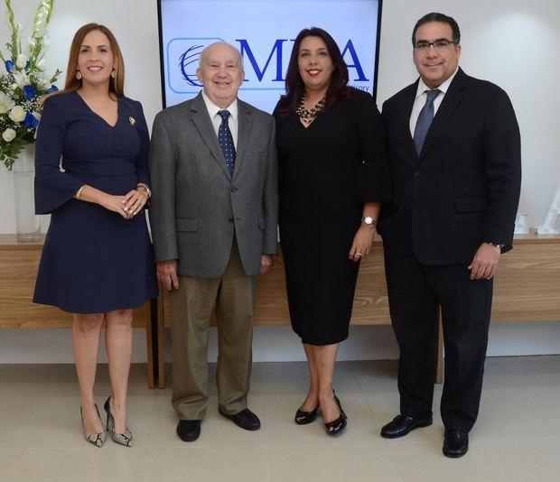 Principal. Sayka Mejía, José Manuel Mejía Lora,Firelli Mejía, Raymi Mejía. (3)