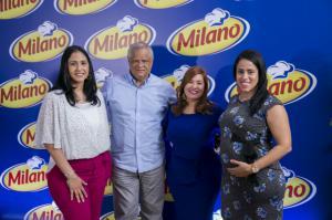 Jenny Gutierrez, Roberto Mata, Nicole Mejía, Bianca Ramirez
