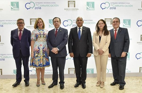 El Banco Central celebró su VII Seminario Internacional de Comunicación