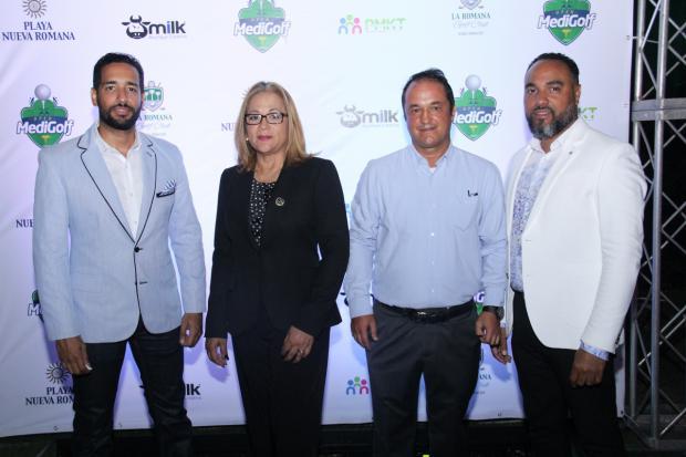 Realizarán torneo de golf exclusivo para el sector salud