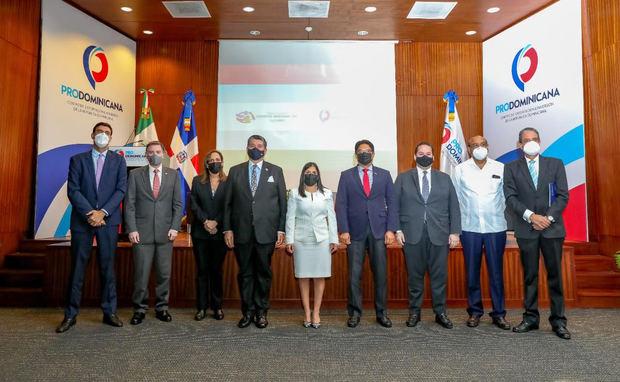 ProDominicana resalta oportunidades de inversión y exportación entre México y R.D.