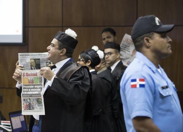 Procuraduría dominicana pide juicio a siete acusados por sobornos de Odebrecht