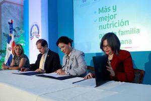 Vicepresidencia y Programa Mundial de Alimentos prosiguen esfuerzos conjuntos