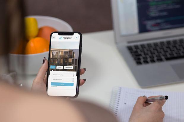 Propergy la nueva plataforma exclusiva del mercado inmobiliario.