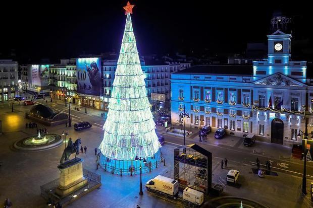 Madrid celebrará una Nochevieja atípica con la Puerta del Sol vacía