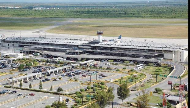 Aeropuerto Gregorio Luperón en Puerto Plata.