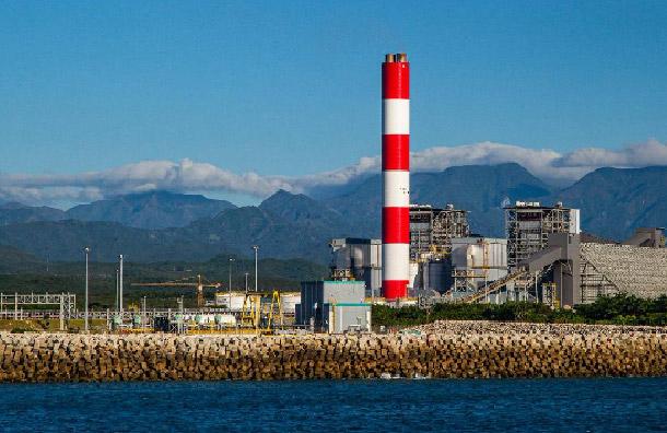 Planta Termoeléctrica Punta Catalina.