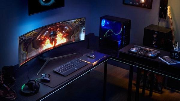Samsung lanza el monitor curvo para juegos CJG5 en el Gamescom 2018
